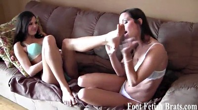 Foot, Foot fetish, Lesbian foot, Begging