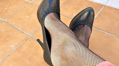 Nylon feet, Nylon foot, Shoeplay