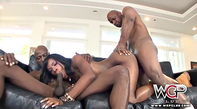 Group, Ebony facial, Sex club