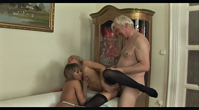 Granny anal, Spray, Old anal, Young ass, Old guy, Teen and old