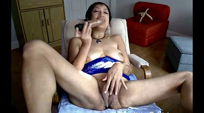 Asian granny, Granny webcam