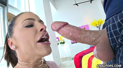 Adriana chechik, Adriana, Prolapse, Queen, Prolapse anal, Anal queen