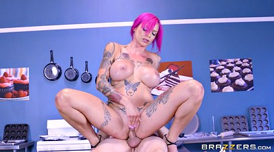 Anna bell peaks, Reverse cowgirl