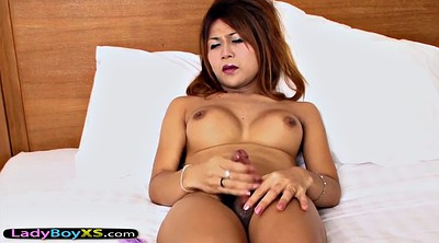 Shemale dildo, Solo shemale, Asian shemale solo, Asian ladyboy