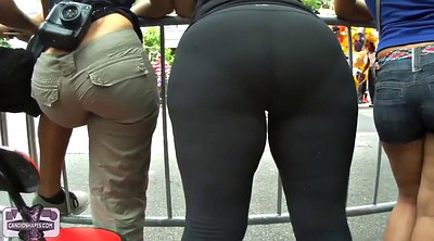 Candid, Candid booty