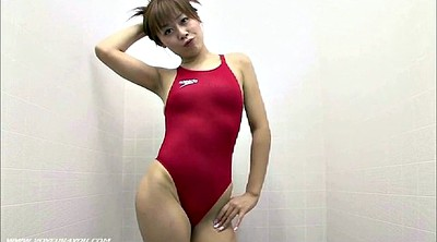 Japanese voyeur, Naked, Fit, Japanese beauty, Fitness room