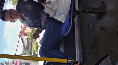 Bus, Candid