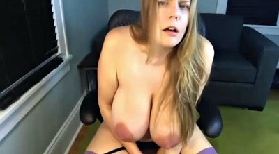 Mature dildo, Huge natural tits, Big natural tits