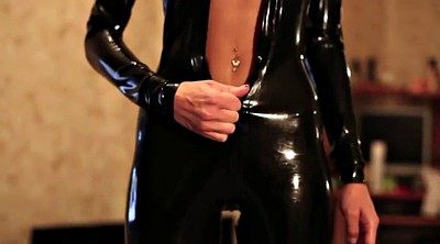 Boots, High, Catsuit