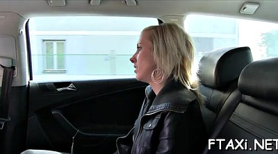 Fake taxi, Inside, Check