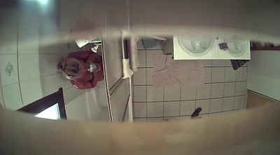 Hidden, Shower voyeur