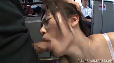 Bus, Gangbang, Asian public, Work, Public bus, Asian gangbang