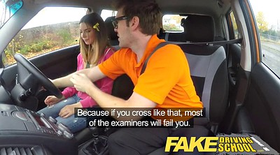 Exam, Fake tits