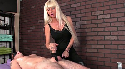 Massage, Blindfold, Massage orgasm