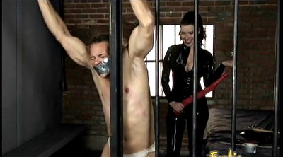 Spanked, Leather