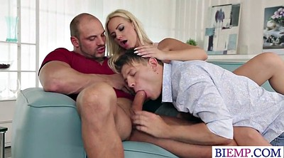 Threesome, Wife threesome, Amateur wife threesome