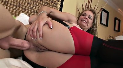 Anal mom, Kelly, Big tits mom