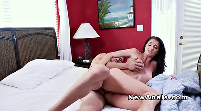 First time, Big boobs, First time anal