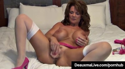 Mature solo, Solo squirting