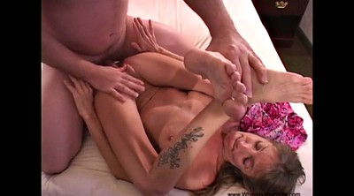 Mature anal, Granny small