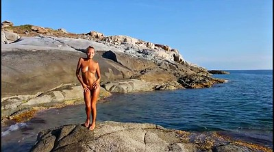Nude, Beach, Nudist, Exhibitionists, Exhibitionist