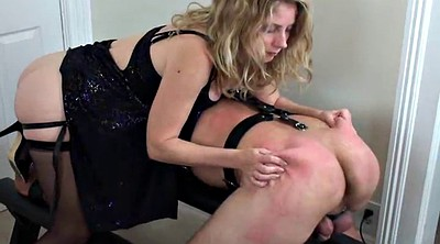Spanked and fucked