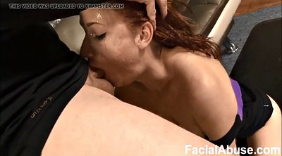 Face fucking, Face, Chastity