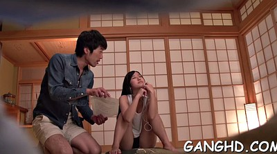 Japanese gangbang, Japanese group sex, Gangbang asian