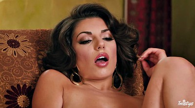 Perfect, Curly brunette