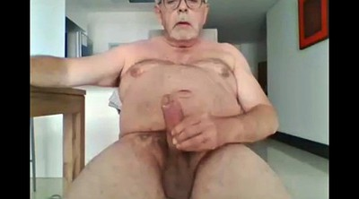 Dad, Wank, Gay daddy, Daddy cum, Gay dad