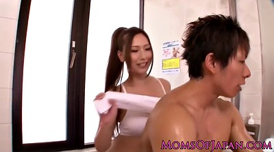 Japanese mature, Japanese busty