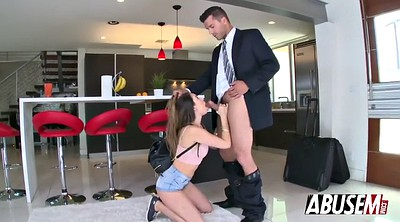Abuse, Young pussy, Abused, Melissa