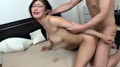 Japanese mature, Japanese wife, Mature blowjob