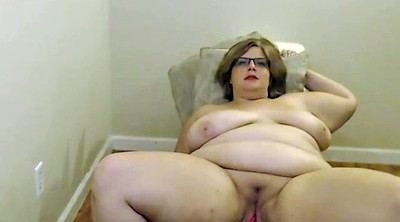 Glasses, Bbw webcam