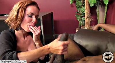 Veronica avluv, Interracial mature