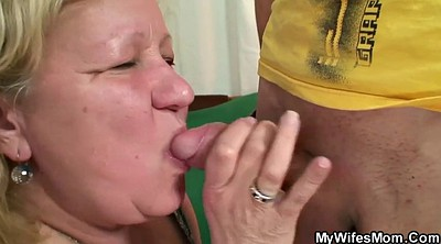 Mother in law, Mother-in-law, Mature huge tits, In law