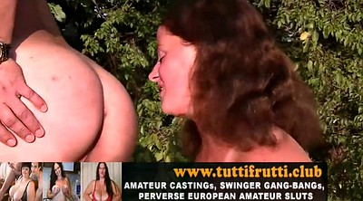 Outdoors, Porn, Castings