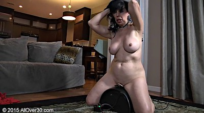 Sybian, Solo mature, Mature orgasm, Horny mature