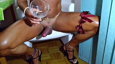 Blacked, Crossdresser, Highheel, Crossdressers