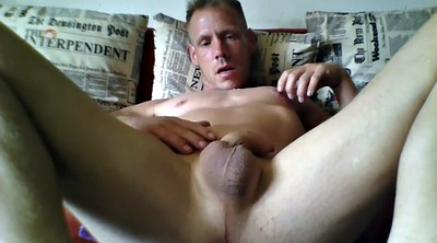 Solo cumshot, Anal solo