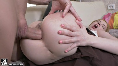 Russian anal, Back