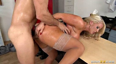Jenson, Mature orgasm, Blonde mature anal