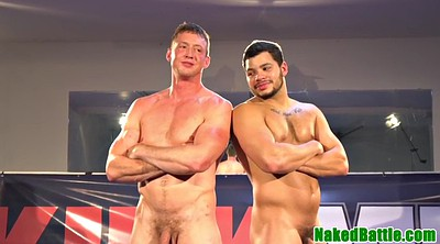 Wrestling, Gay wrestling, Deep kiss