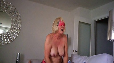 Red, Granny cam, Amateur mature