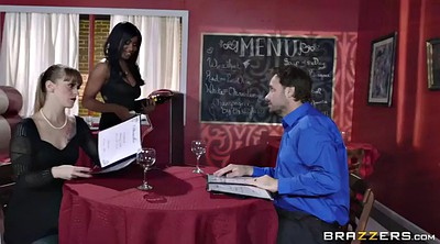Insertion, Waitress, Shitty, Jenna foxx