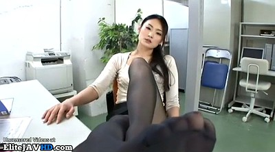Japanese massage, Japanese pantyhose, Nylon feet, Secretary, Massage japanese, Japanese mature