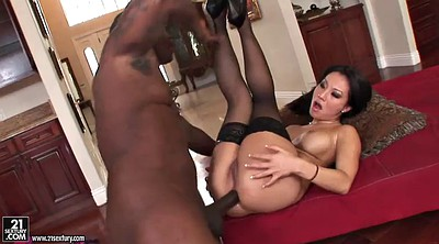 Monster, Asa akira, Black and asian