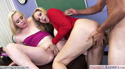 Julia ann, Lesson, Sex lesson, Sex education, School teacher, School sex