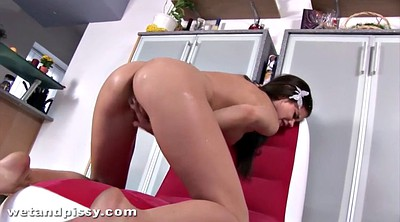 Caprice, Piss panties, Piss on, Chair
