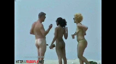 Nudist beach, Nudist, Candid